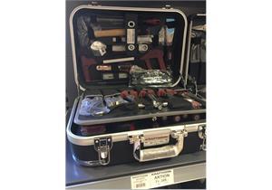 ABS - Profi - Werkzeugkoffer Kraftwerk, bestückt mit 170 Qualitätswerkzeugen