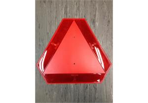 Agritec Dreieckwarn- Kunststofftafel
