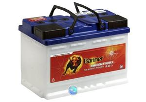 Batterie Banner Energie Bull 95601 12V L278 B175 H190mm 90Ah/100h +vRG Langzeitentladung