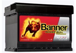 Batterie Banner Power Bull PRO P63 42 L 175 B 175 H 241 12V 63Ah 600A