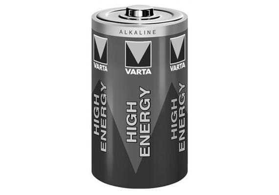 Batterie Varta LR14 Alkali rund Ø 26,2 L 50mm 1,5V + 30Rp vE Taxe