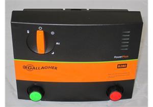 Batterieviehhüter Gallagher PowerPlus B280 12V max. 9'100 2.8J/bei 500 Ohm 5.400V 2.1