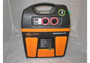 Batterieviehhüter Gallagher PowerPlus B300 max. 10'000 2.6J/bei 500 Ohm 5'800V 2.3 J EE