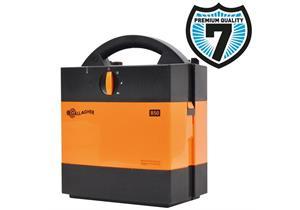 Batterieviehhüter GallagherBA80 (9V/12V) Kurze Zäune von bis zu 10 km