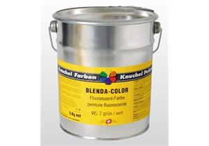 Blenda-Color Farbe 750ml Fluoreszent WL6 rot