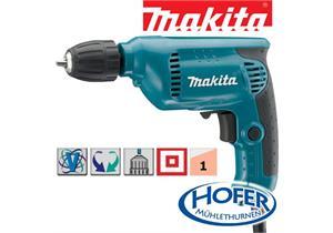 Bohrmaschine leicht Makita 6413 230V 450 Watt 1,5 - 10mm