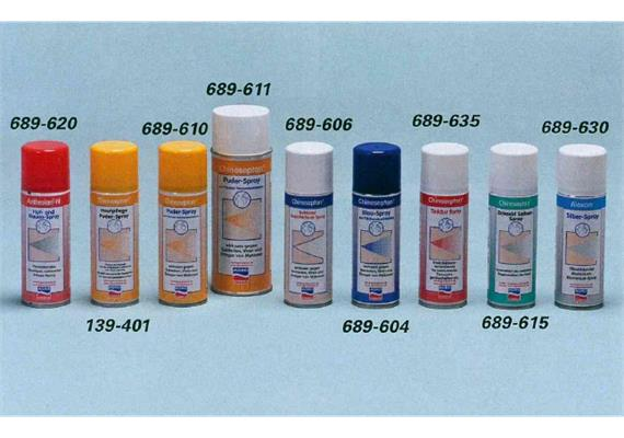 Desinfektions Spray blau