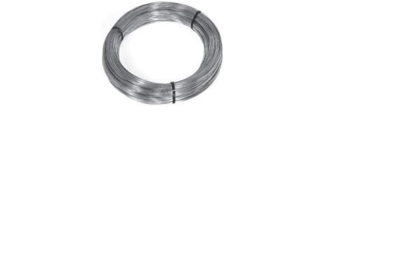 Eisendraht starkverzinkt weich Ø 0,8mm 2,5kg = ca 635m