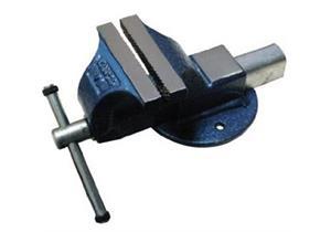 Feinmechaniker - Schraubstock aus Stahl im Gesenk geschmiedet B 75 Oeffnung 45mm