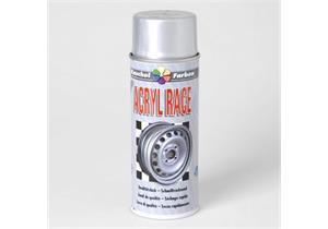 Felgen-Spray 400ml 618 silber + 80 VOC Taxe