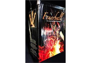 Feuerball Anzündhilfen in der Blechbox - 1 Box 600gr. ca. 40 Stück (Netto)