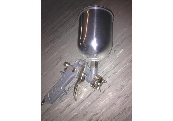Fliessbecherpistole 1l mit Düse Ø 1,5mm