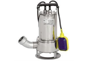"Fortec - PPI-18000 Schmutzwasser- Fäkalienpumpe 18.000 lt/h Förderhöhe 9m Anschluss 1 1/2"""