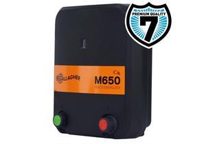 Gallagher Netz-Viehhüter M650 6.5 Joule für Zäune bis zu 40km