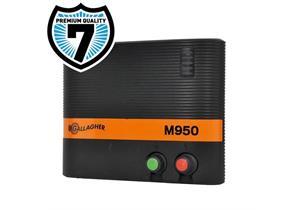 Gallagher Netz-Viehhüter M950 9 Joule für Zäune bis zu 42km