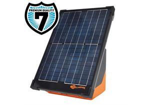 Gallagher Solarviehhüter S200 12V-2 Joule inkl. 2 Akku für Zäune bis 20km