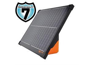 Gallagher Solarviehhüter S400 12V- 4 Joule inkl. 2 Akku für Zäune bis 30km