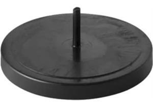 Geberit Verschlussdeckel zum aufschweissen Ø 90mm