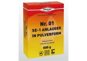 Geiger SE-1 Anlauger in Pulverform 0.5kg