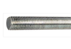 Gewindestange verzinkt 4.6 DIN 975 1m lang M4