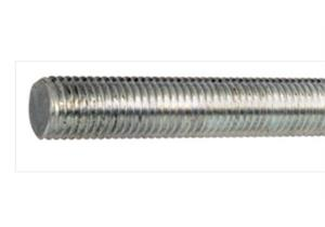 Gewindestange verzinkt 4.6 DIN 975 1m lang M6