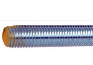 Gewindestange verzinkt 8.8 DIN 975 1m lang M8 (gelb)