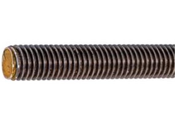 Gewindestangen 8.8 Stahl blank L 1m M27