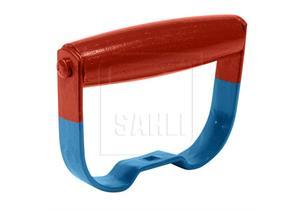 Griff zu Schlepprechen SAHLI - passend zu Art. SAH 2700 - 28 Zinken, Breite 1,15 Meter
