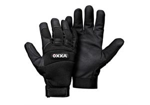 Handschuhe OXXA schwarz X-Mech Gr. 10 aus verschleissfestem Armor Skin