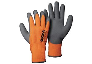 Handschuhe OXXA X-Grip Thermo Gr.8 orange