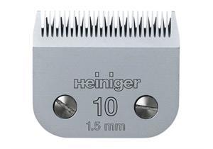 Heiniger Schermesser SAPHIR #10 / 1,5 mm - Pferd, Rind, Kühe, Hund, Katze