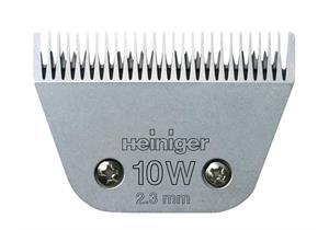 Heiniger Schermesser SAPHIR #10W / 2,3 mm - Pferd, Rind, Hund