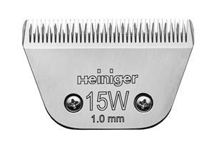 Heiniger Schermesser SAPHIR #15WF / 1,0 mm - Pferd, Hund, Katze