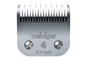 Heiniger Schermesser SAPHIR #4 / 9,5 mm - Hund für lockiges, dichtes Fell