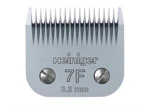 Heiniger Schermesser SAPHIR #7F / 3,2 mm - Hunde, Katzen
