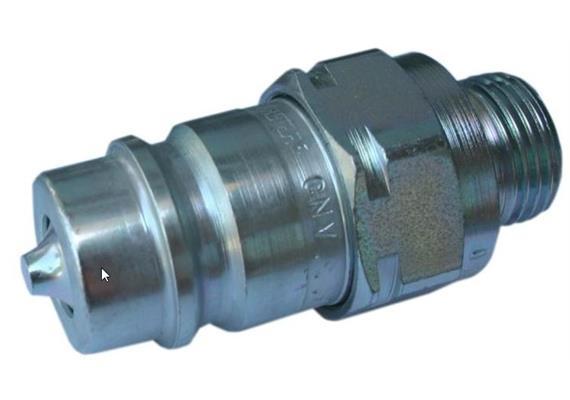 """Hydraulikstecker 12L NW 10 1/2"""" M18 x 1.5 AG"""