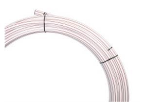 Kabelschutzrohr gerollt NW 80 Ø 92/78mm LDPE mit Draht 100m