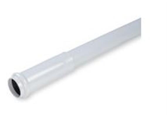 Kabelschutzrohr HDPE K55 KS-1 grau L 5m gemufft 63/55.8mm mit Dichtung