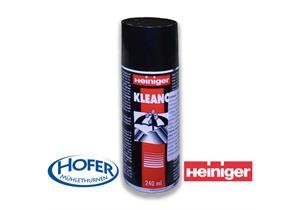 Kleano Messerreiniger Spray, für Schermaschinen 100ml