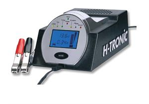 Ladegerät H-tronic 5000 3- in 1-Multifunktion zum laden, pfelgen und testen von Blei Akkus