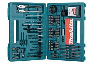 Makita Bohrer-Bit-Set 100-teilig im Koffer B-54520