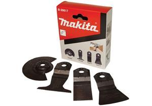 Multifunktions-Werkzeug Bodenleger-Set 4 Stück TMA006,TMA008,TMA012,TMA019