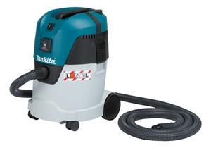 Nass- und Trockenstaubsauger Makita VC2512L 230V 1300 Watt 20 Liter, Kompakt und ideal zum