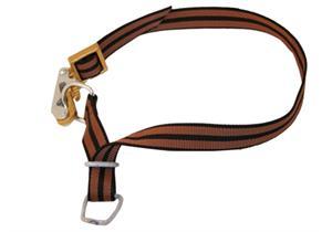 Nylon Halsband für Kühe und Rinder 1460 x 40mm mit D-Ring und Mignon 1 Verschluss