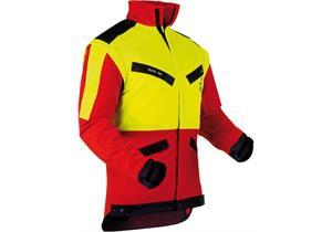 Pfanner Ventilation Jacket Gr. L rot