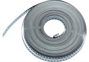 Regla Lochband 18 verzinkt 18 x 0.6 Loch 5.2 x 5.2 Abstand 9.5mm 0.6kN
