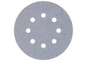 Schleifblätter mit 8 Loch K 60 Klettsystem Ø 125mm Deltaschleifer Farbe, Lacke
