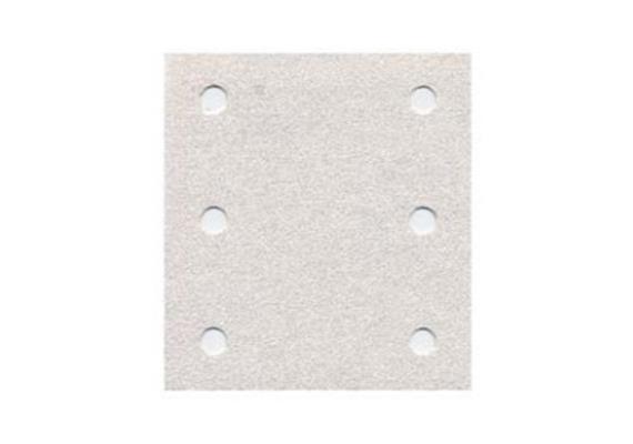 Schleifpapier für Schwingschleifer 114 x 102mm Korn 100 10Stk.