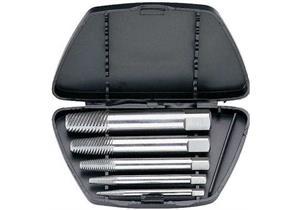 Schraubenausdreher-Satz 5-Teilig, in Kunststoffkasette - M4 bis M20