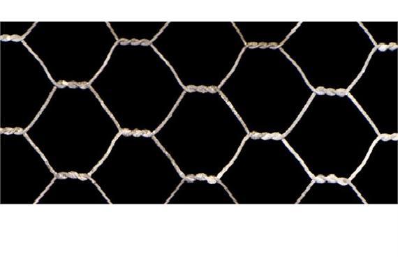 Sechseckdrahtgeflecht verzinkt 1000 x 13 x 0,7mm